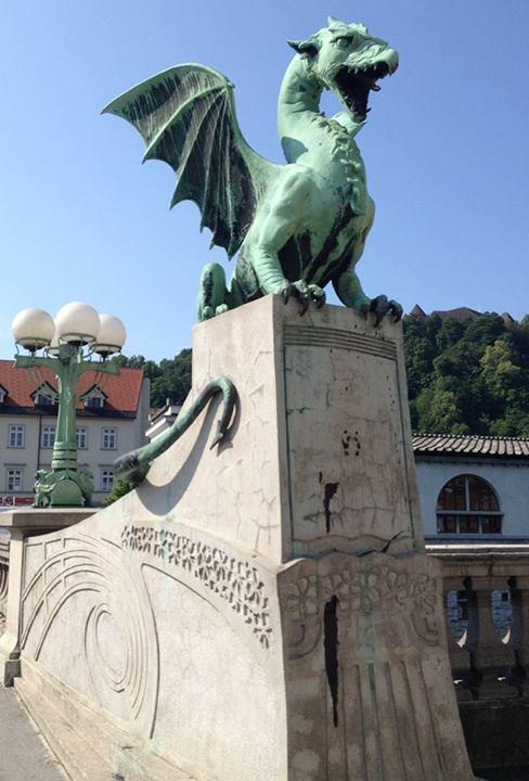 Dragon de Ljubljana